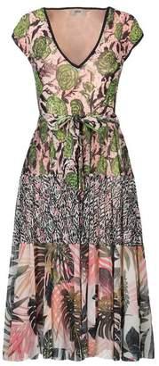 Fuzzi Knee-length dress