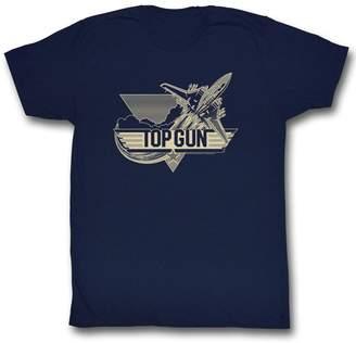 Top Gun Mens Plane T-Shirt