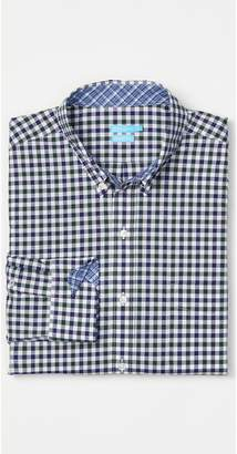 J.Mclaughlin Westend Modern Fit Shirt in Dobby