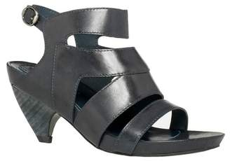 Max Studio Manila Side Buckle Heeled Sandal