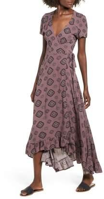 LIRA Isabella Wrap Dress