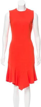 Givenchy Sleeveless Fluted Dress