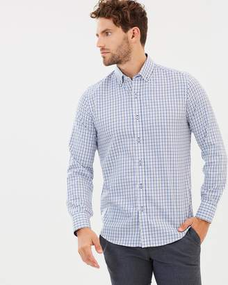 Clay Check Shirt