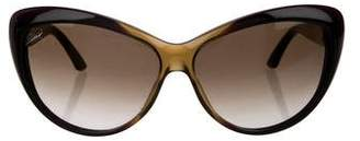 Gucci GG Cat-Eye Sunglasses