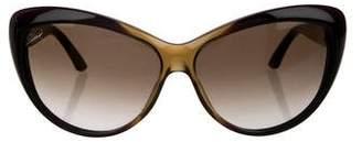 Gucci GG Cat-Eye Sunglasses