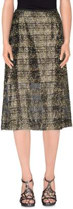 Isa Arfen 3/4 length skirts