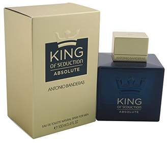 Antonio Banderas King of Seduction Absolute Men's Eau de Toilette Spray