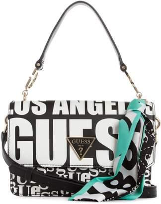GUESS Analise Crossbody Bag