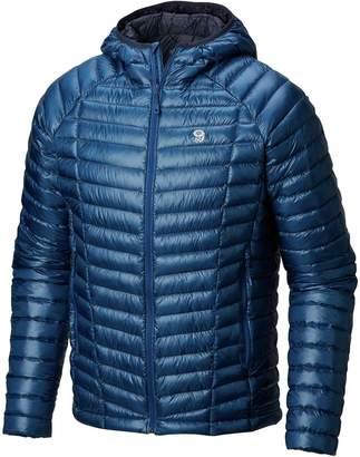 Mountain Hardwear Ghost Whisperer Hooded Down Jacket - Men's