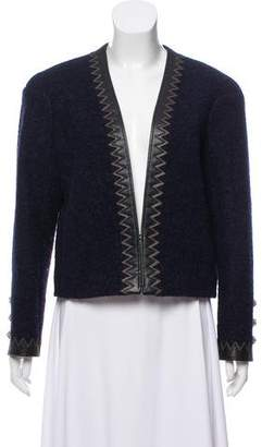 Chanel Paris-Salzburg Wool Jacket