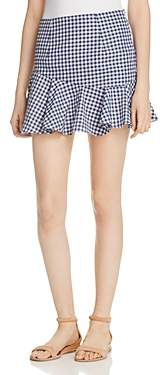 MLM Label Gingham Mini Skirt - 100% Exclusive