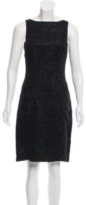 Jason Wu Metallic Sheath Dress