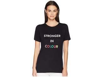 Prabal Gurung Printed Stronger in Colour Tee