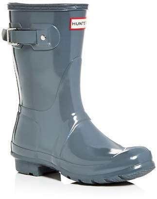 Hunter Women's Original Short Glossy Rain Boots