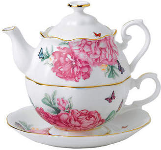 Royal Albert NEW Miranda Kerr Friendship Tea For One Set 3pce