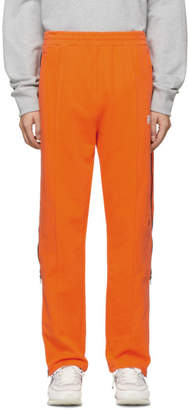Converse Orange Vince Staples Edition Track Pants