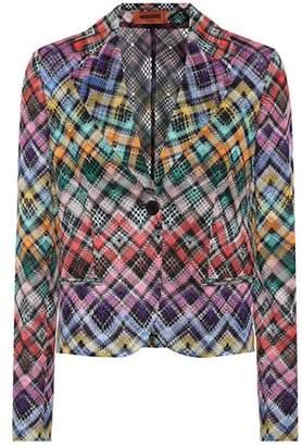 Missoni Knitted blazer