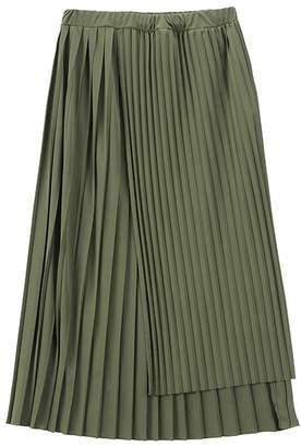 Zucca (ズッカ) - ZUCCa / ランダムプリーツスカート / スカート