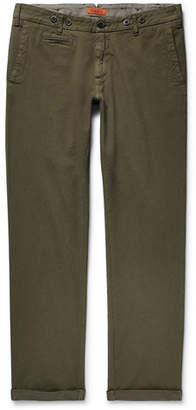 Barena Stretch-Cotton Drill Trousers