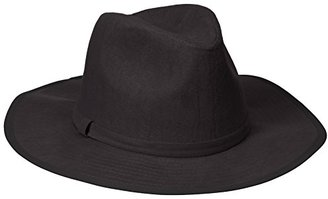Collection XIIX Women's Faux Suede Panama Hat $32 thestylecure.com