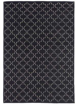 At Temple And Webster Fit Z Fitz Maroc Flat Weave Wool Rug