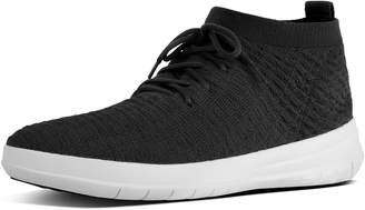 FitFlop Uberknit Men's Waffle-Knit Slip-On High-Top Sneakers