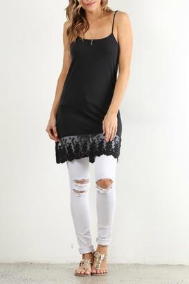 Winter Lennon Lace Dress Extender $32 thestylecure.com