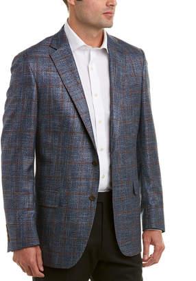 Hart Schaffner Marx New York Fit Wool-Blend Sport Coat