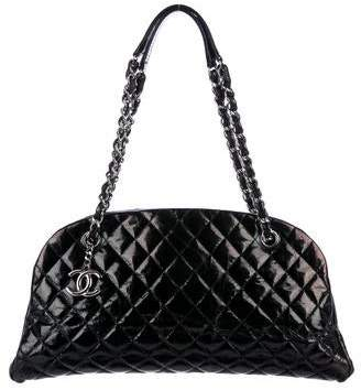 Chanel Just Mademoiselle Medium Bowling Bag