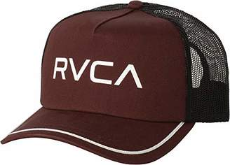 bf4f6b76 RVCA Junior's Title MESH Back HAT