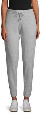 Qi Cashmere Solid Joggers