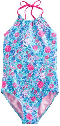 So Girls 7-16 SO Floral Print One-Piece Swimsuit