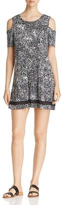 Lyssé Mira Cold Shoulder Dress $118 thestylecure.com