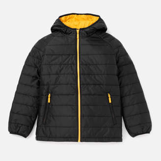 Barbour Boys' International Locking Hooded Jacket