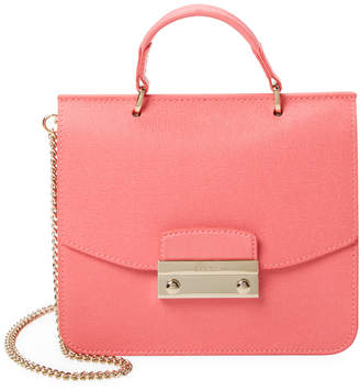 Furla Mini Leather Crossbody