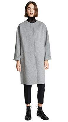 Theory Women's Rounded Coat
