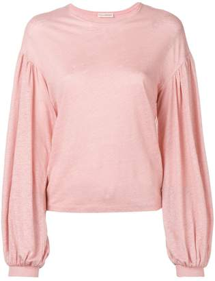 Ulla Johnson wide sleeves T-shirt
