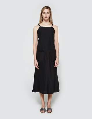 Matin Bias Cut Pocket Dress