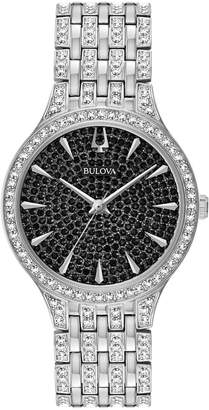 Bulova Women's Crystal Embellished Watch