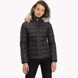 Tommy Hilfiger Essential Hooded Down Jacket