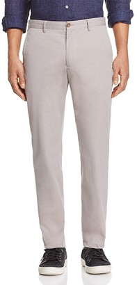 Canali Regular Fit Chinos $295 thestylecure.com