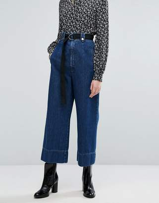 Sportmax CODE Code Accorta Denim Pants