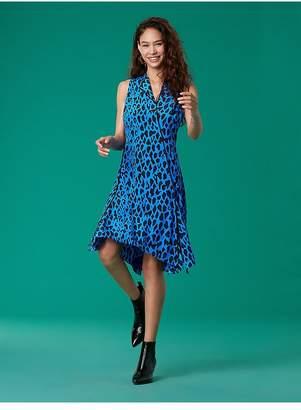 Diane von Furstenberg Sleeveless Bias Dress