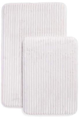2pc Set Luxury Bath Rugs