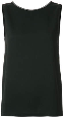 Fabiana Filippi plain tank top