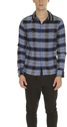 Yigal Azrouel Flannel Shirt