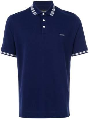 Z Zegna classic polo shirt