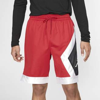 Nike Men's Basketball Shorts Jordan Jumpman Diamond