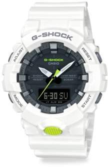 G-Shock Shock& Water Resistant Slim Strap Watch