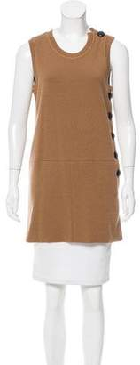 Chloé Sleeveless Wool Tunic